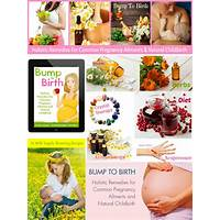 Cash back for bump to birth holistic remedies for pregnancy and natural childbirth