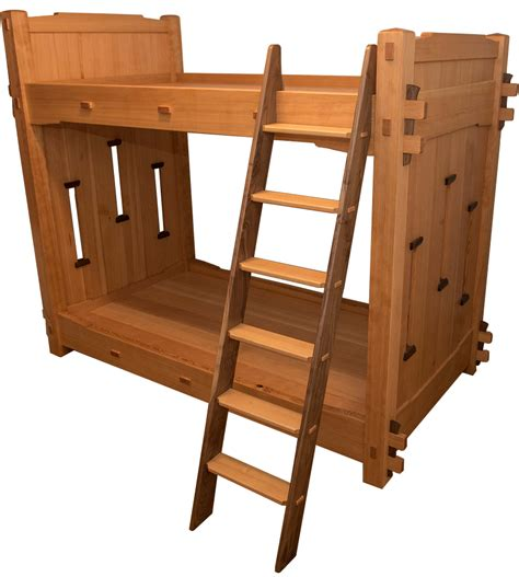 bunk beds plans with stairs.aspx Image