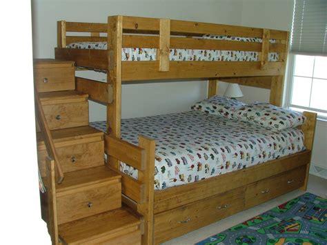 Bunk bed building plans Image