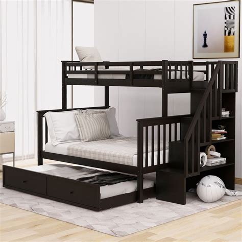 Bunk full bed Image