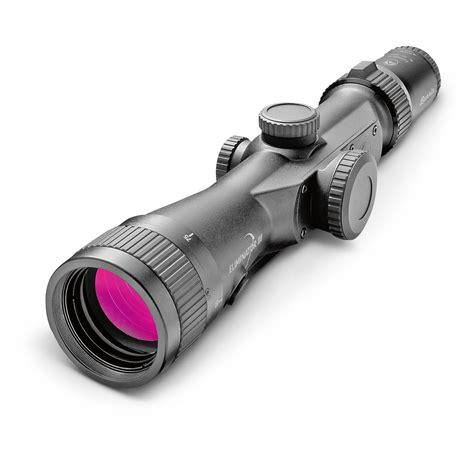Burris 3-12 Handgun Scope At 100 Yards