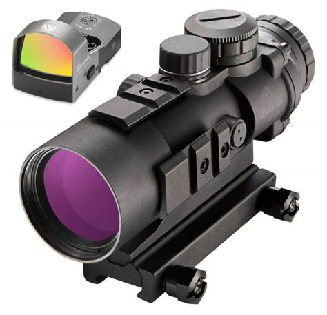 Burris Ar536 Prism Sight 5x Point Rouge Fastfire 3