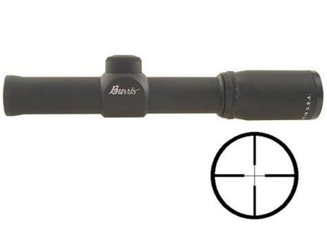 Rifle-Scopes Burris Compact Rifle Scope.