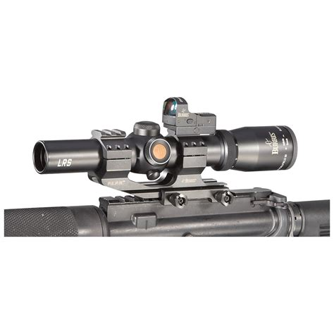 Rifle-Scopes Burris Fullfield Tac30 Rifle Scope.