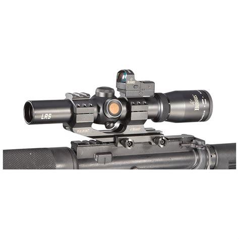 Burris Fullfield Tac30 Scope 1-4x24mm Illuminated