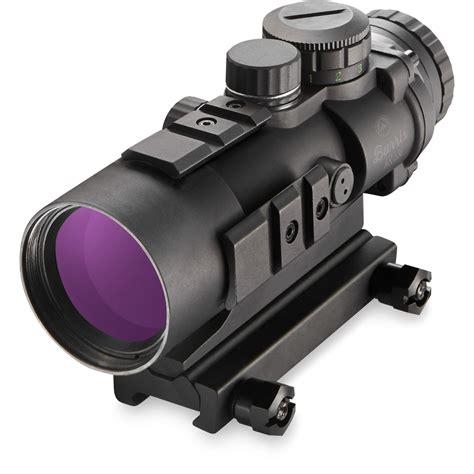 Burris Optics AR-536 5X Prism Scope Ballistic CQ Reticle