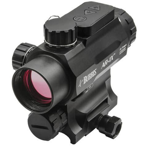 Burris Optics Ar1x Prism Red Dot Sight 300214 B H Photo Video