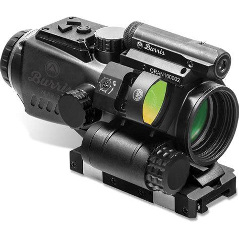 Burris Tmpr 3 Prism Sight 3x32mm Ballistic Ar Reticle Tmpr 3 Prism Sight 3x32mm Ballistic Ar Reticle Black