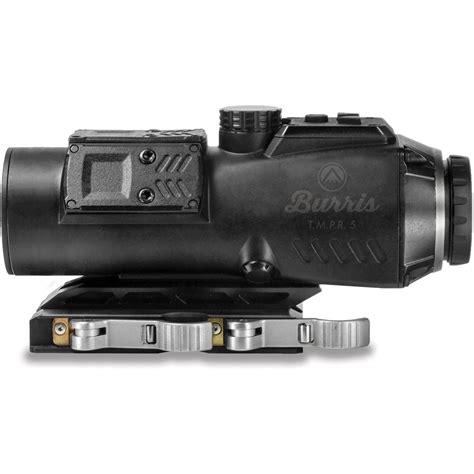 Burris Tmpr 5 Prism Sight 5x32mm Ballistic Ar Reticle Tmpr 5 Prism Sight 5x32mm Ballistic Ar Reticle Black