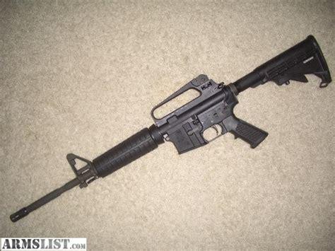 Bushmaster Ar 15 22lr For Sale