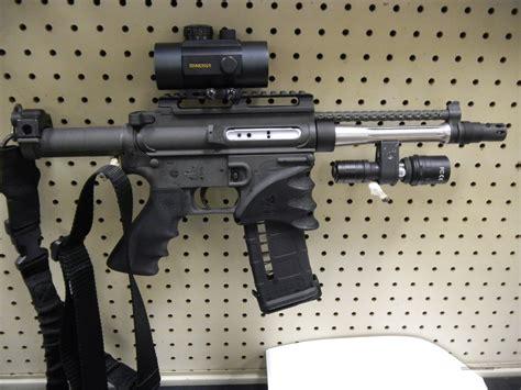 Bushmaster Ar 15 Carbon Pistol