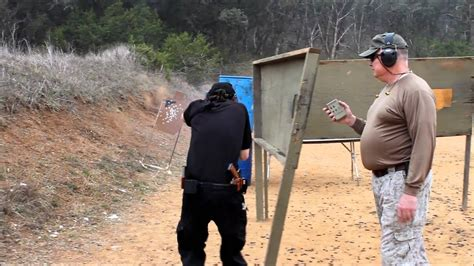 Bushmaster Carbine 5 56 Ed Brown 1911 45acp At The Match