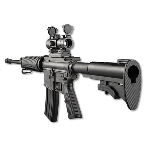 Bushmaster Carbon 15 223 Semiauto Rifle With Red Dot Sight