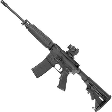 Bushmaster Qrc Ar15 Semi Auto Rifle 5 56 Nato 16 Barrel