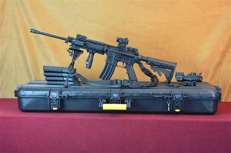 Bushmaster Qrc Carbine