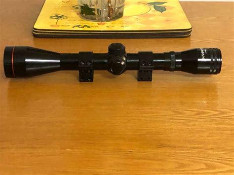 Rifle-Scopes Bushmaster Rifle Scope.