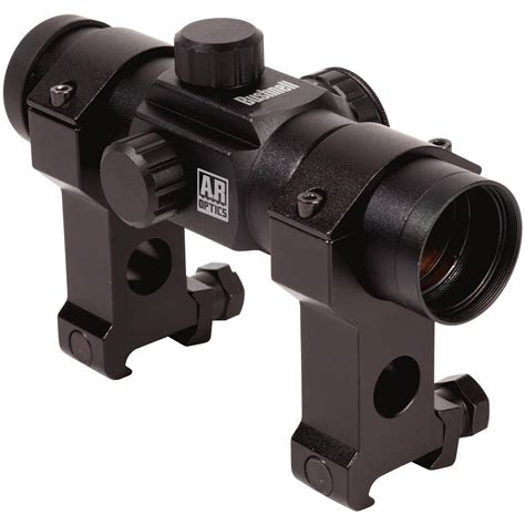 Bushnell Ar Optics Black 1x28mm Red Dot Sight