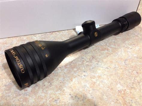 Bushnell Custom Gold Rifle Scope Reviews
