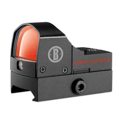 Bushnell First Strike Red Dot Sight First Strike 5 Moa Red Dot Matte Auto Illum
