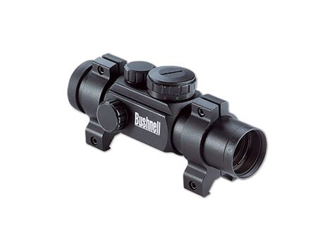 Bushnell Trophy Red Green Dot Sight 30mm Tube