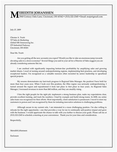 Business Job Cover Letter Sample | Cover Letter For Job Via ...
