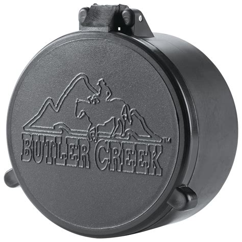 Butler Creek Flip Open Objective Lens Covers Objective Lens Cover