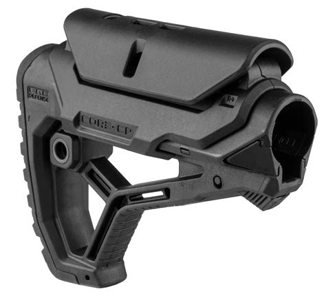 Buttstock Cheek Rest