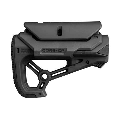 Buttstock Commercial Or Military