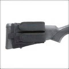 Buttstock Double Magazine Pouch