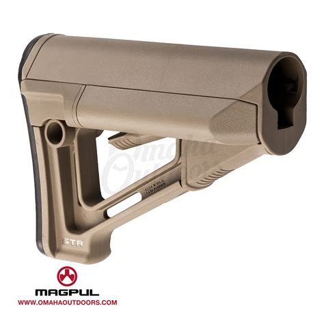 Buttstock Material Ar Magpul
