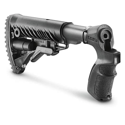 Buttstock Mossberg 500 Replacement