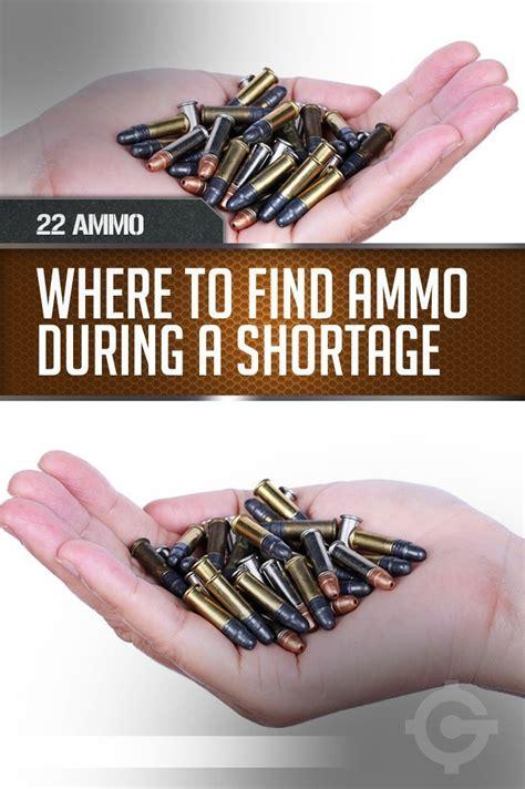 Buy 22 Ammo Shortage
