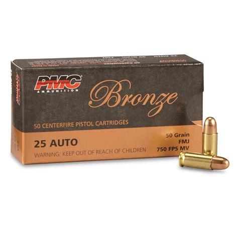 Buy 25 Acp Ammo