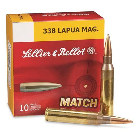 Buy 338 Lapua Ammo Canada