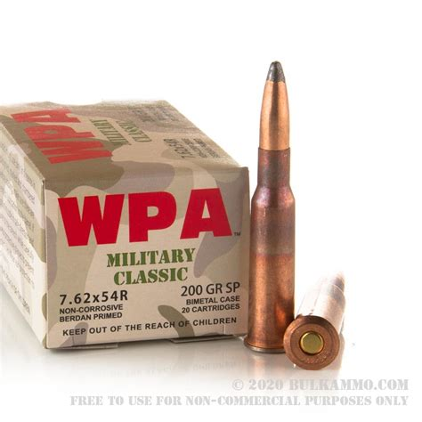 Buy 7 62 X54r Surplus Ammo