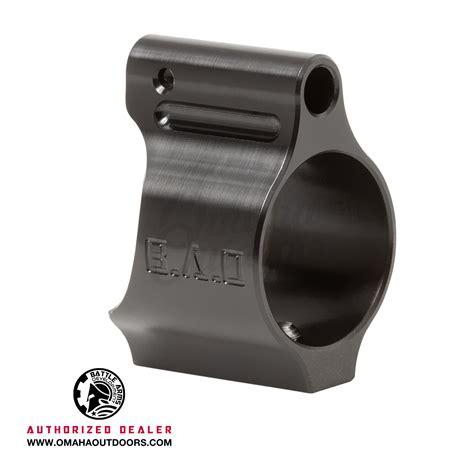 Buy Ar15 Titanium 750 Diameter Gas Block Battle Arms