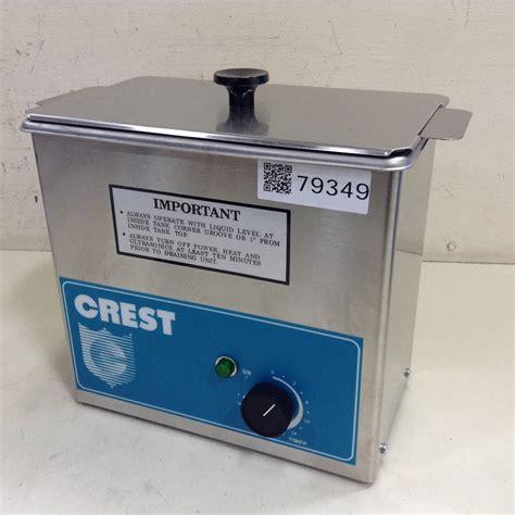 Buy Cc235 Ultrasonic Cleaner Crest Ultrasonic Review