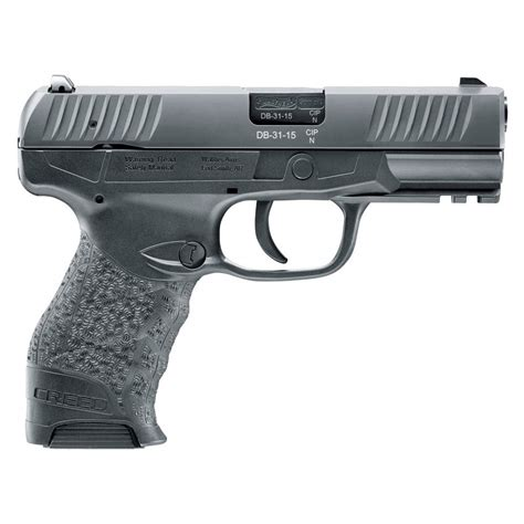 Buy Creed 9mm Black Polymer 16 1rd Walther Arms Inc On Sale