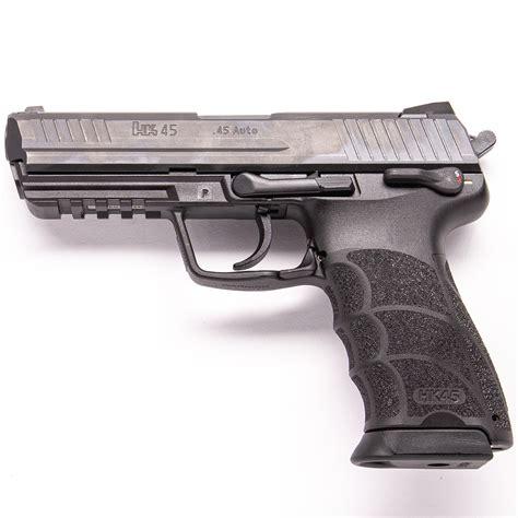 Buy Heckler Koch HK 45 Online - How To Buy Hand Guns Online