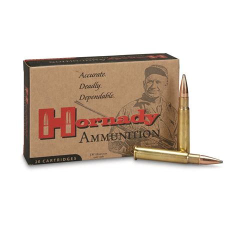 Buy Hornady 303 British Rounds