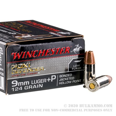 Buy Winchester Pdx1 9mm Ammo