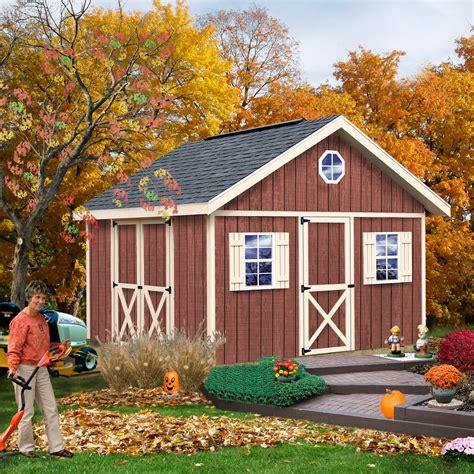 Buy a shed kit Image
