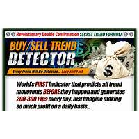 Cash back for buy sell trend detector brand new unique forex tool!