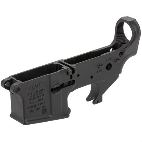 Buying A Lower Receiver And Registering