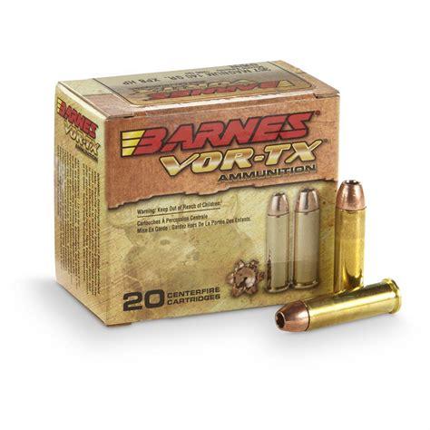 Buying Handgun Ammo In Texas