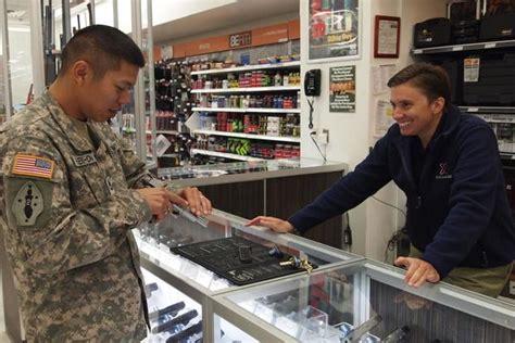 Buying Handgun Military Exchange Virginia And California Good Cause Beyond Self Defense To Carry Handgun