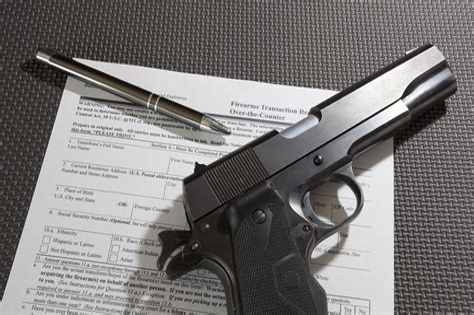 Buying Handgun Nj Private Seller