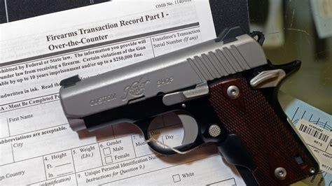 Buying Handguns In Louisiana