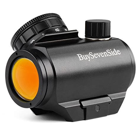 Buysevenside Trs26 Red Dot Waterproof Unlimited Sight Rifle Scope