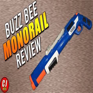 Buzzbee Air Warriors Pump Action Shotgun